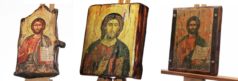 ikones xristoy