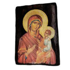 Είκονα Παναγία  η Ελπίς των πιστών