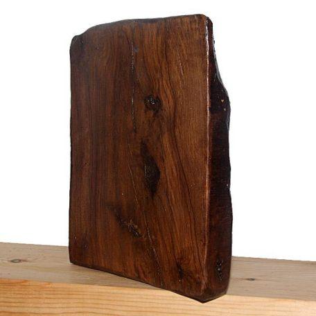 πίσω όψη  ξύλο ελιας