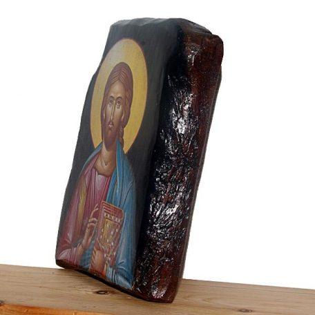 Εικόνα σε ξύλο ελιας