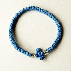 Κομποσκοίνι  γαλάζιο