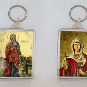 Μπρελόκ Αγίας Μαρίνας