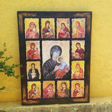 Εικόνα Παναγίας, Παντοτινής βοήθειας.