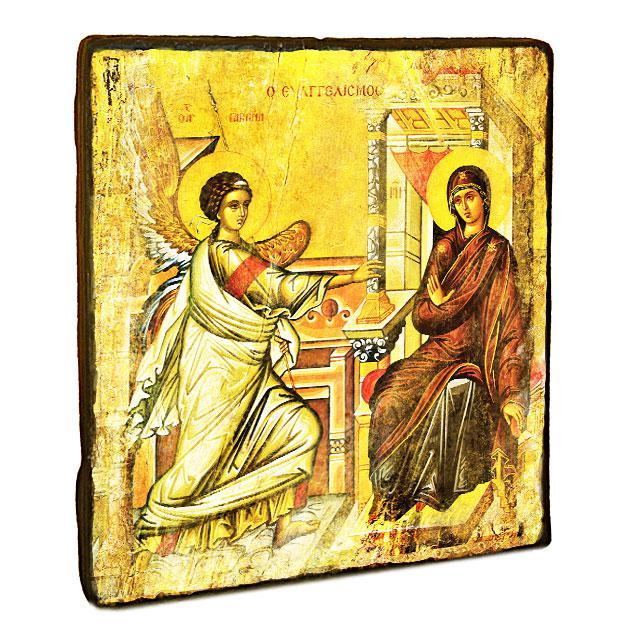 Ο ευαγγελισμος της Παναγίας