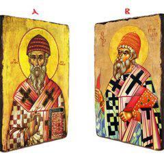 Άγ. Σπυρίδων (προστάτης Χήρων  Φτωχών και Ορφανών)