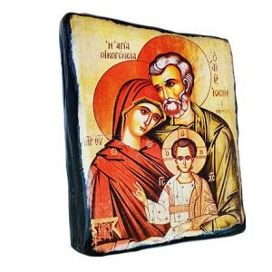 Αγ. Οικογένεια Ιωσήφ & Μαρίας