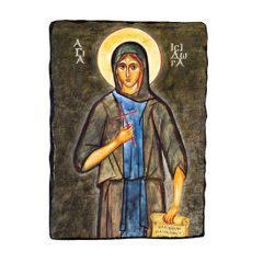 εικονα-αγίας-Ισιδωρας
