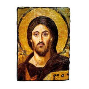 Εικόνα Χριστού  Παντοκράτορα του Σινά (επιτραπέζια εικόνα)