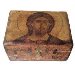 Παλαιωμένο κουτί  Παντοκράτορα