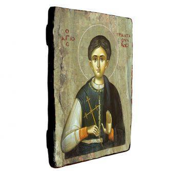 εικονα-αγιου-τριανταφυλλου